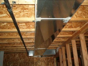 Furnace Ductwork