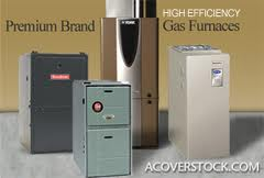 Gas Furnace High Efficiency