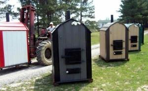Outside Wood Boilers