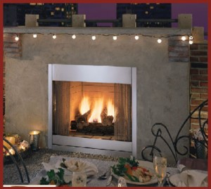 Outdoor Gas Fireplaces Info