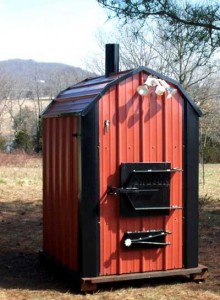Outdoor Wood Furnaces