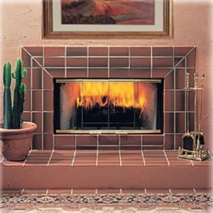 Radiant Wood Burning Fireplaces