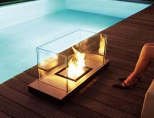 Uniflame Fireplace