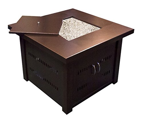 AZ Patio Heaters GS-F-PC Propane Fire Pit