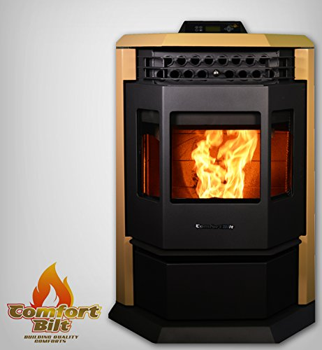 Comfortbilt Pellet Stove-HP22 50,000 BTU – Now Available in Apricot!