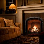 Large Gas Fireplace Logs   10 Piece Set of Ceramic Wood Logs. All Types of Indoor, Gas Inserts, Ventless & Vent Free, Electric, or Outdoor Fireplaces & Fire Pits. Realistic Clean Burning Accessories image