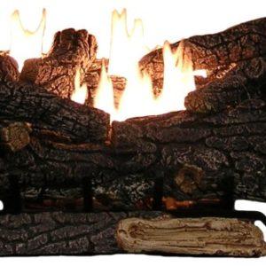 Sure-Heat-Riverside-Oak-Vent-Free-Dual-Burner-Log-Set-for-Natural-Gas-Fueled-Fireplace-24-Inch-0