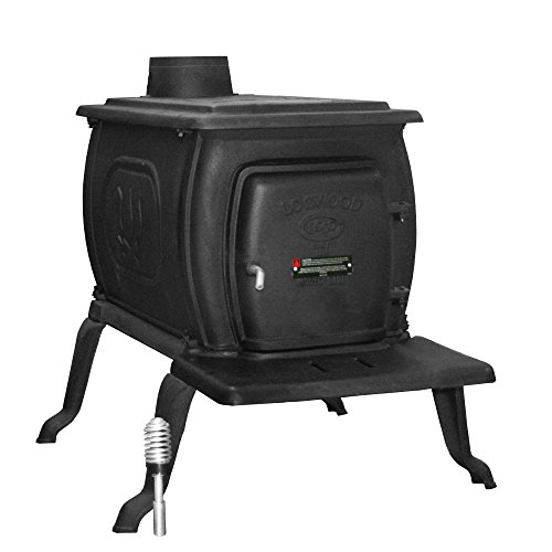 US Stove 2469E Large EPA Cast Iron Logwood Stove